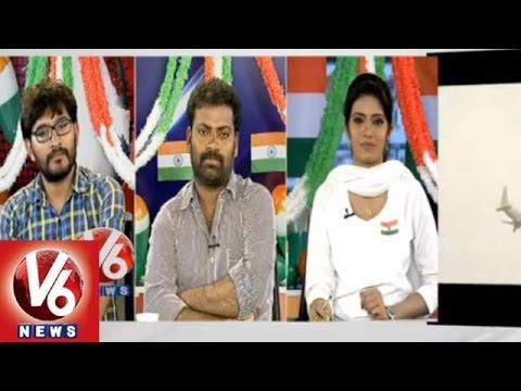 Telangana poet & lyric writer Mittapalli Surender song Maatha Vandemataram - 7 PM Discussion