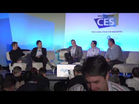 Digital Health Summit 2014: SPECIAL SESSION: Beyond Wearable—It's Invisible