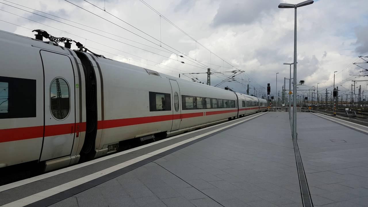 Ankunft Leipzig
