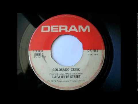 Lafayette Street Chariot I Will Follow Him