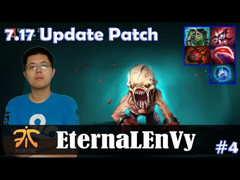 EternaLEnVy - Lifestealer Safelane | 7.17 Update Patch | Dota 2 Pro MMR Gameplay #4 thumbnail