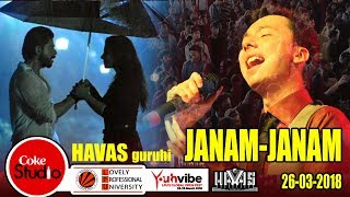 HAVAS guruhi Janam Janam LPU FESTIVAL India 26 03 2018