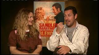 Adam Sandler and Drew Barrymore say their relationship is just platonic!