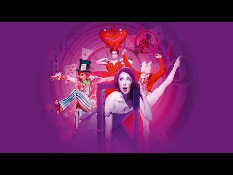 Alice's Adventures in Wonderland trailer (The Royal Ballet)