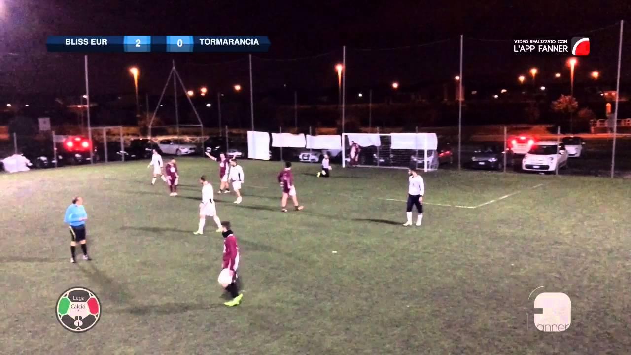 Bliss Eur VS Tormarancia MVIII (Gol Parade)