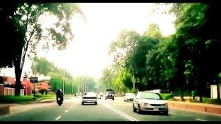 Dhaka City Drive 03 - Dhaka Cantonment Area - Bangladesh