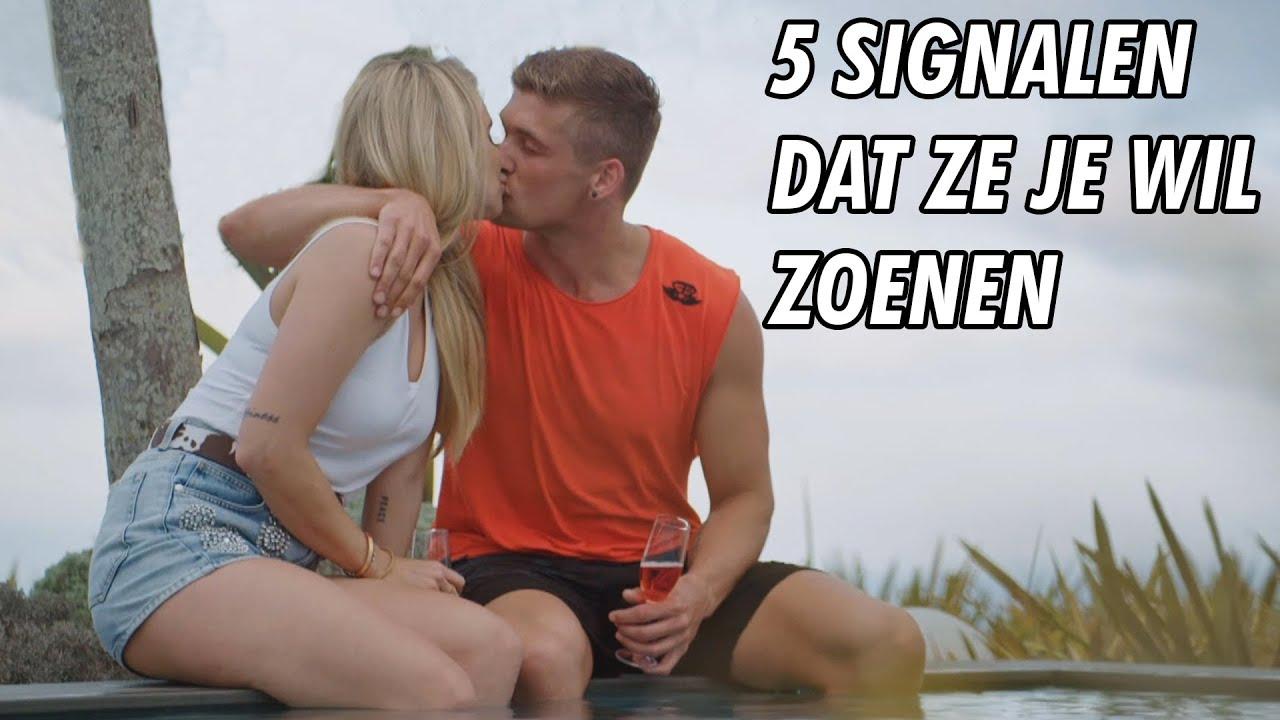 5 Signalen Dat Ze Je Wil Zoenen - Datingcoach Reageert op Bachelorette