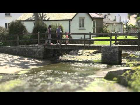The Lizard Peninsula in West Cornwall, a video guide