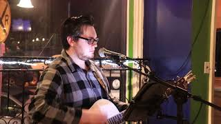 "Jamison Jones: ""Shining Star"" by Earth Wind and Fire (acoustic cover) - Live in Holly, MI"