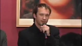 Vincent Perez Yokohama 2003
