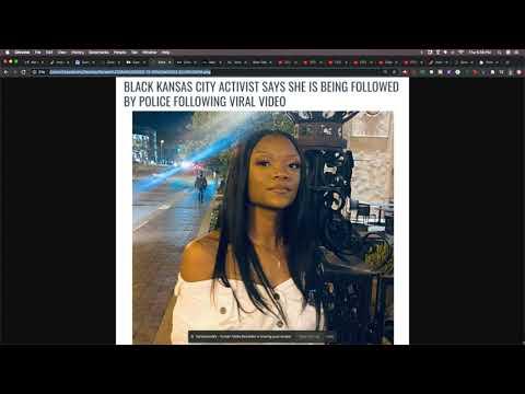 "Kansas City Activist Keiajah ""KJ"" Brooks"