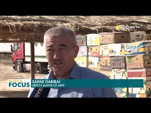 Kazakhstan is increasing exports of melons and watermelons