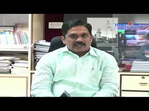 Krishna Babu IAS about Visakhapatnam Port Development