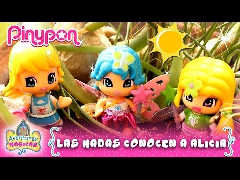 las-hadas-pinypon-conocen-a-alicia-*-juguetes-pinypon-aventuras-mágicas-cap.-36