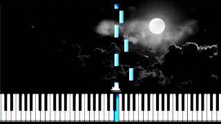 La Melodía mas triste y facil de tocar En Piano.