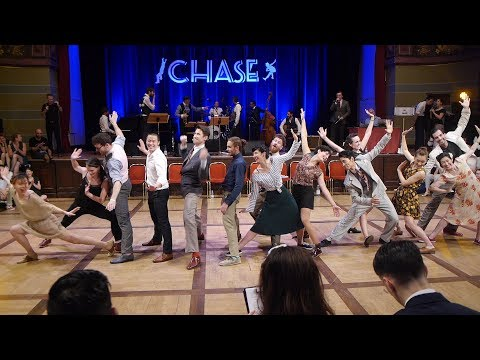 Chase Festival 2017 - Strictly Lindy Hop Finals