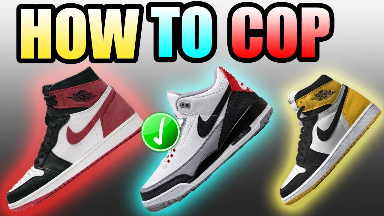 38820618b13af9 How To Get The Jordan 3 TINKER HATFIELD