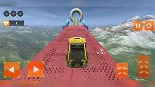Taxi Jeep Car Stunts Games 3D/Android Araba Oyunları/Android Car Games/Maşin maşın машина