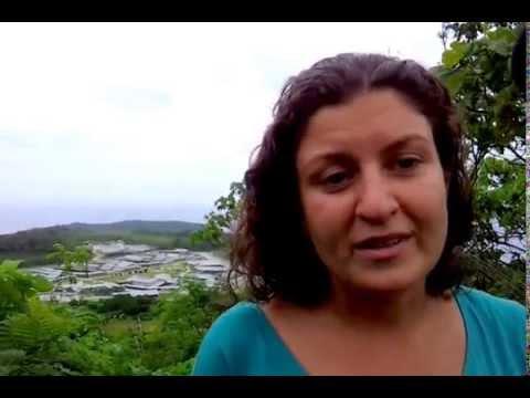 Alex Pagliaro talks about Christmas Island's detention centre