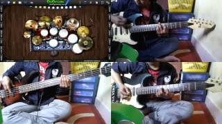 Download One Piece ED1 - Memories By Maki Otsuki (One Man Band Cover) MP3 song and Music Video
