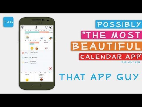 Possibly The Most Beautiful Calendar App - Sol Calendar ✅