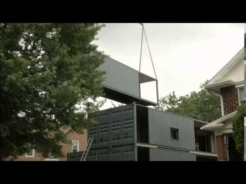 3263LI USA-SHIPPING CONTAINER HOUSING