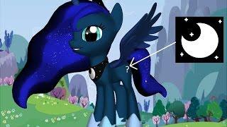 Скачать Принцесса Луна с 3д пони креатор Princess Luna With 3d Pony Creator