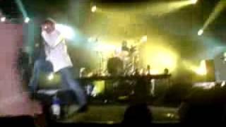 Toten Hosen - Intro + Strom + Weil du nur einmal lebst + Vida desperada - live at Passau (13.5.09)