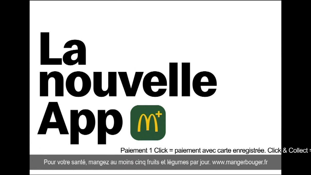 """Musique de la pub Nouvelle App McDo+ McDonald's """"elle a quoi en + ?""""  Juillet 2021"""