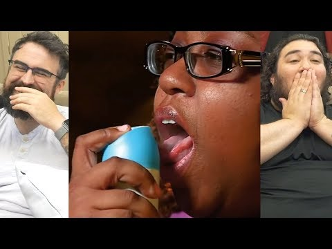 Girl Loves To Drink Air Freshener | React Couch