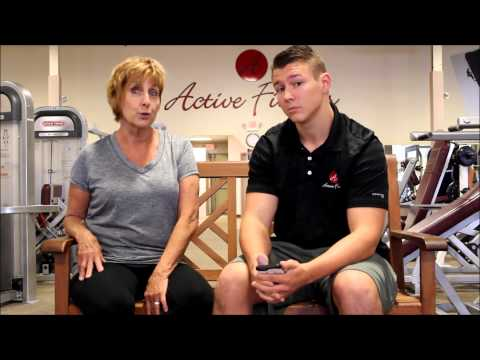 Active Fitness Member Interview Ft. Nick  & Patty