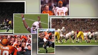Men's Hall of Honor: Vince Young highlights [Sept. 25, 2015]