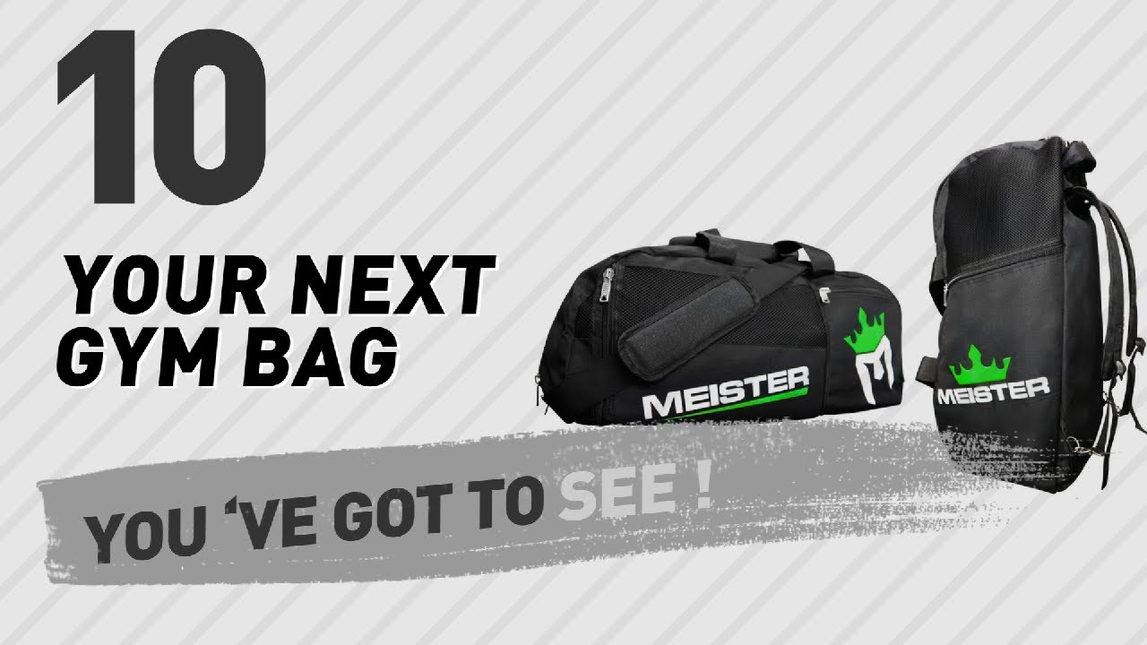 69ca40a68d Boxing Gym Bags    New   Popular 2017 - YouTube