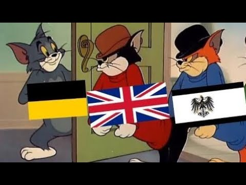 Tom and Jerry Napoleonic Wars Meme - War of the Fourth Coalition