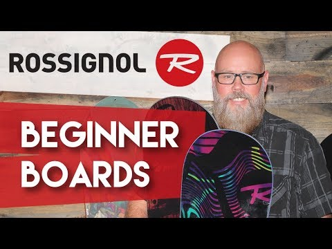 2018 Rossignol Entry Level Snowboards - Review - TheHouse.com