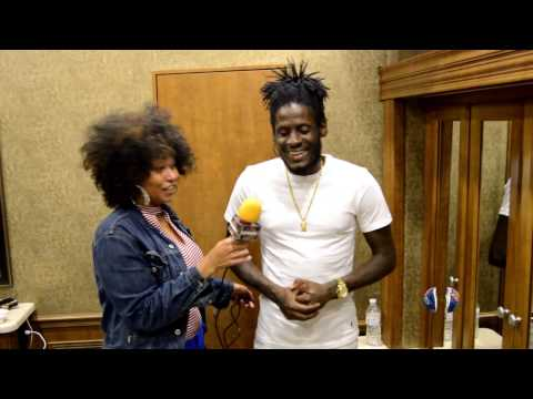 AIDONIA TALKS ABOUT HIS BANGA HIT SONG, MARRIED LIFE & PERFORMANCE @ TAMPA BAY FEST