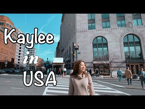 [TRAVEL VLOG] Khám phá nước Mỹ cùng Kaylee✧ 10 days in USA  KAYLEE THAO