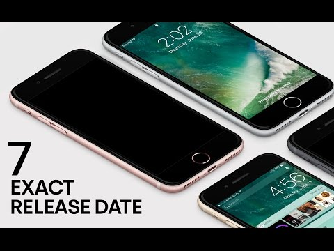 iPhone 7 Release Date, 6SE & New Feature Leaks!