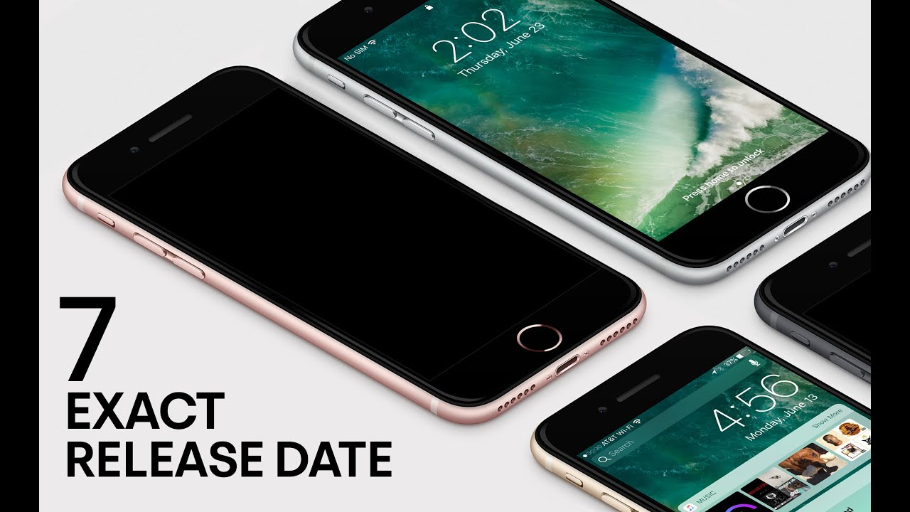 new iphone release date iphone 7 release date 6se amp new feature leaks 15761