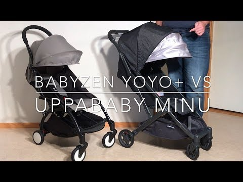 Bugaboo Bee 5 2017 vs Babyzen Yoyo+ | Comparisons | Rev ...