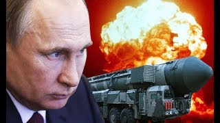 BREAKING 2018 Russia Putin reveals New undetectable Nuclear Technology 7/24/18