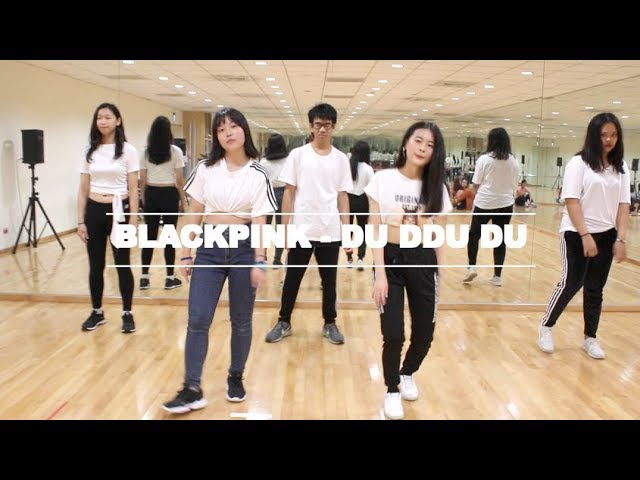 【Idol Workshop】BLACKPINK - DU DDU DU Dance  Choreography KIM EUM GYEOL
