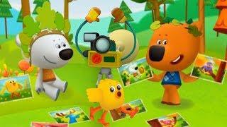 Детский Уголок Kids'Corner МИМИМИШКИ ФОТООХОТА Игра Как Мультфильм для Детей