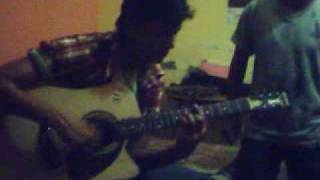 guitar lesson for sajni by ankit