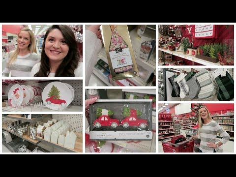 Christmas Shopping at Target With Liz | Vlogidays 2017 Day 11