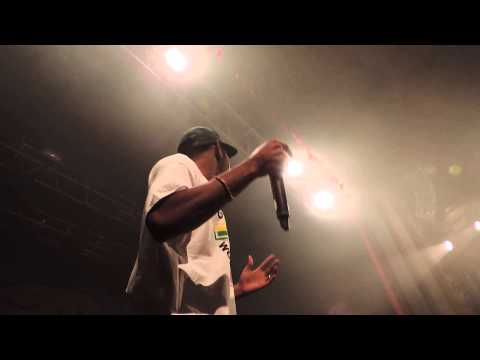 Tyler, The Creator - DEATHCAMP  @ Le Trianon / Cherry Bomb Tour