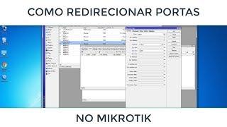REDIRECIONAMENTO DE PORTAS E DMZ NO MIKROTIK | WISSAM QUEMEL