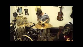 Alphabeat - Fascination (Drum cover)