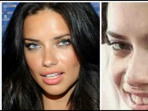 Top 10 SHOCKING Celebrities Without Makeup