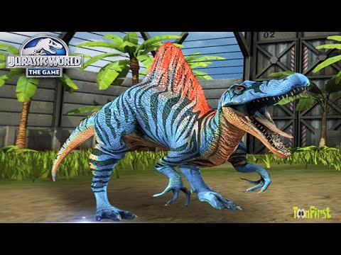Spinosaurus Games